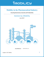 Mobility in Pharma WhitePaper 1Mobility Case Studies and White Papers