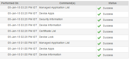 MDM.application.support Mobile Device Management