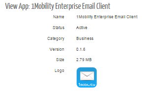 MEM.application.android.email .container Mobile Email Management