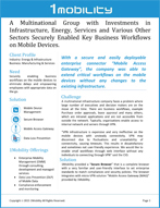 Infrastructure and Energy Group Securely Enabled Business Workflows on Mobile Devices Case Studies and White Papers