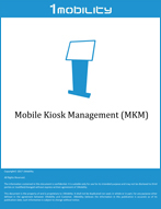 Mobile Kiosk Management MKM Datasheets